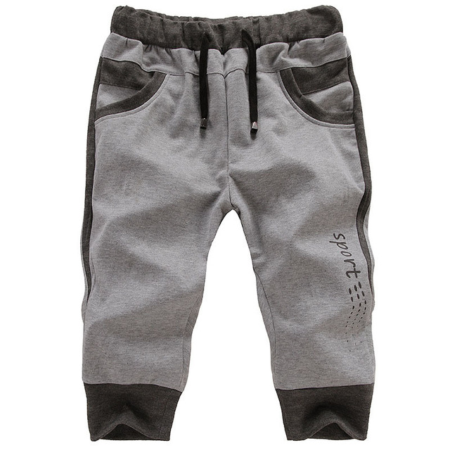 Aliexpress.com : Buy boy cropped trousers fashion design man ...