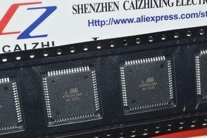 Image 1 - Darmowa wysyłka ATMEGA128A AU ATMEGA128A ATMEGA128 8 bitowy mikrokontroler z 128K bajtów w systemie programowalna lampa błyskowa