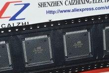 Ücretsiz kargo ATMEGA128A AU ATMEGA128A ATMEGA128 8 bit mikrodenetleyici 128K bayt sistem İçi programlanabilir flaş