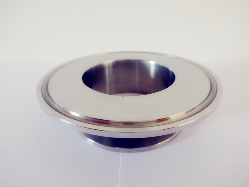 """Image 2 - Free Shipping  Short Type Tri Clamp Reducer 4""""(102mm) OD119 x 2""""(51mm)OD64, Sanitary Stainless Steel 304 Connector-in Pipe Fittings from Home Improvement"""