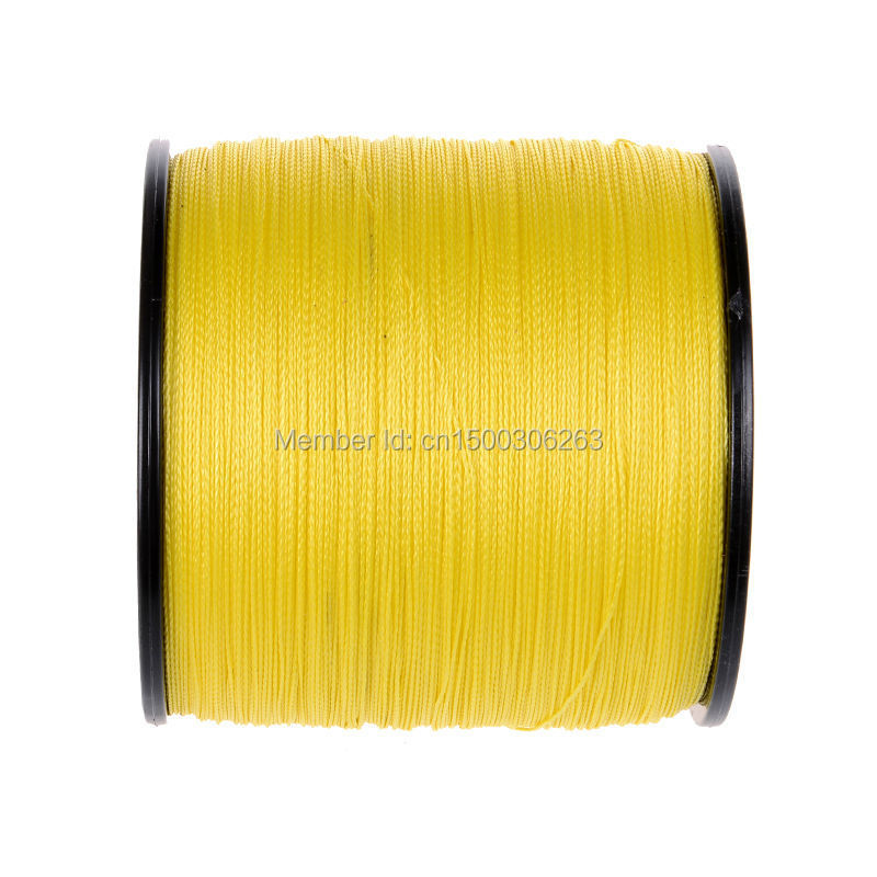 4 strands 500M yellow (1)