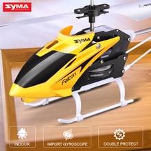 Syma Uzaktan Kumanda Helikopter 2 Kanallı RC Uçak Kapalı Oyuncak Oyuncak Çocuklar için