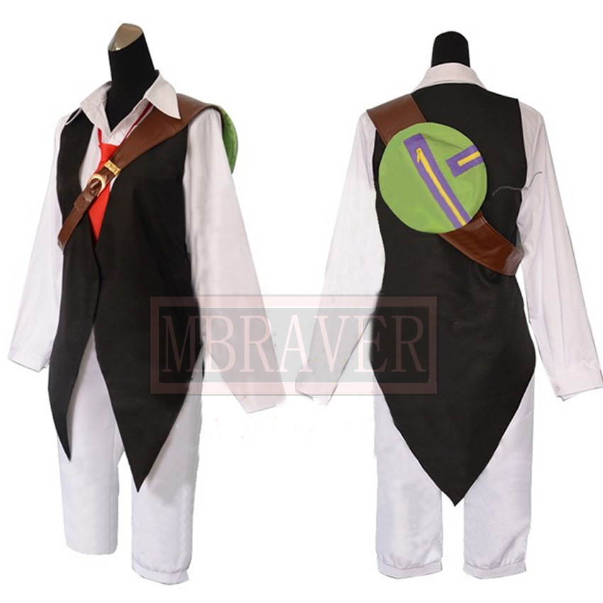 New Anime Seven Deadly Sins Meliodas Cosplay Costume Nanatsu no Taizai Outfit Any Size