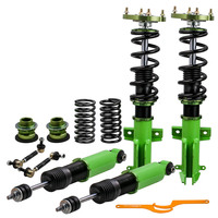 Coilovers Suspension Kit For 05 14 Ford Mustang 4th Adjustable Height Mounts Coil Spring Shock Absorber