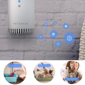 Image 5 - Youpin Paini Smart Odor Eliminator AOE010 Ozone Infrared Sensing Sterilization USB Rechargeable For Pet Air Clean Purifier