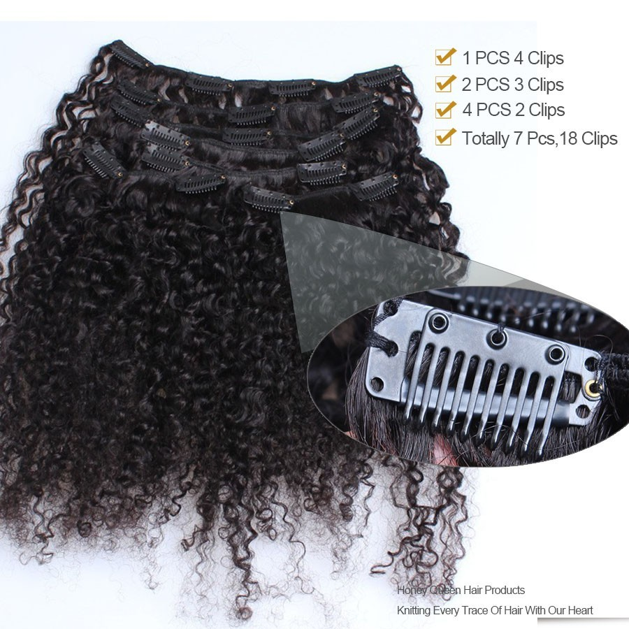 Kinky-Curly-Clip-In-Hair-Extensions-Natural-Hair-3B-3C-African-American-Clip-In-Human-Hair (2)