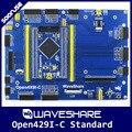 Waveshare Open429I-C Standard STM32 Development Board STM32F429IGT6 STM32F429 ARM Cortex M4 Various Interfaces