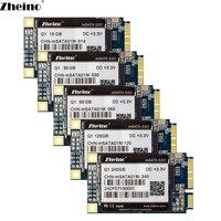 Zheino Q1 Q2 MSATA 16GB 30GB 60GB 64GB 120GB 128GB 240GB 256GB SSD SATA3 6GB S