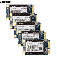 Zheino MSATA 16GB 30GB 60GB 64GB 120GB 128GB 240GB 256GB SSD SATA3 6GB S Internal Solid