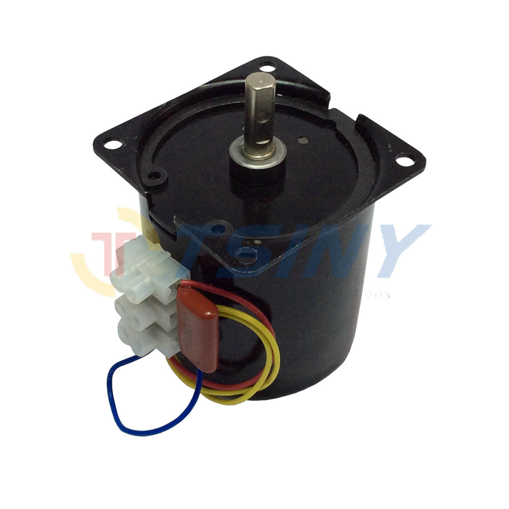 220v Ac Synchronous Motor 20rpm Ac Gear Motor 14w Power
