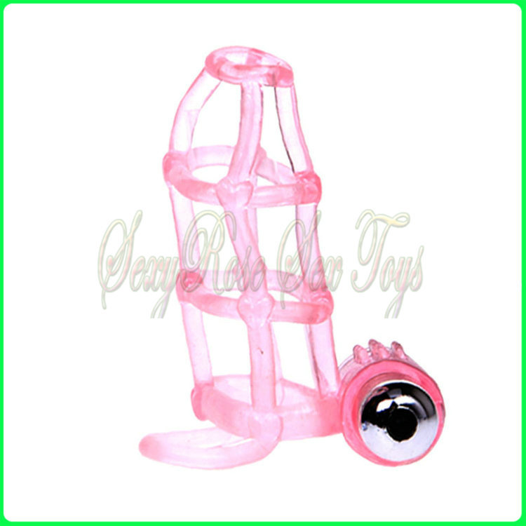 BAILE 10 Speed vibrating cock ring,penis ring,penis sleeve,sex toys for men,Sex products,Adult toy