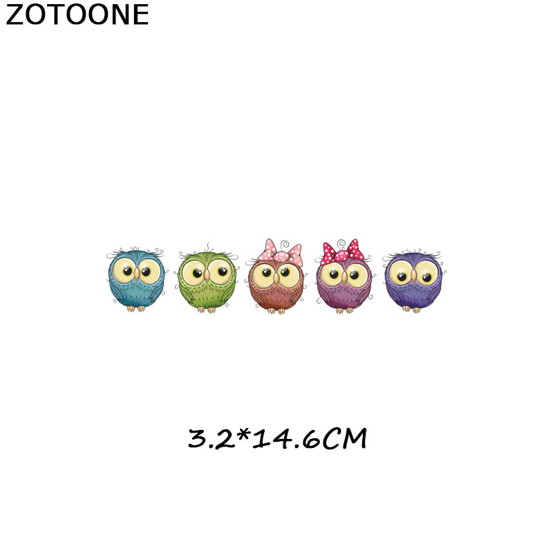 """ZOTOONE железные нашивки на одежду Diy полоски 3D аппликация """"Девочка"""" теплопередача для украшения из ткани наклейки для детей G - Цвет: 1096"""