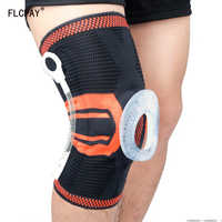 1pcs 2019 New Compression Knee Sleeve Best Knee Brace Knee Pads Support Running Crossfit Basketball Workout Sports Kneepads
