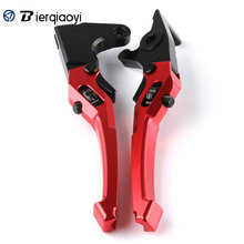 for Yamaha NVX 155 AEROX 155 2017 2018 Motorcycle Accessories CNC Aluminum Alloy 3D Brake Clutch Levers for Yamaha Aerox NVX 155 for yamaha nvx 155 aerox 155 movistar 2017 footrest pedal motorcycle cnc aluminum alloy front rear footboard steps foot plate