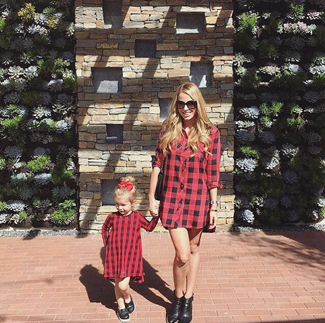 Fashion-Casual-Baby-Kids-Girls-Child-Dress-Checked-Long-Sleeve-Plaid-Party-Princess-Formal-Dresses-1-6Y-3