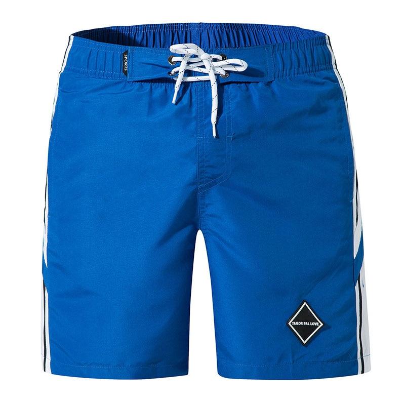 Men Beach   Short   Summer Quick Dry Mens   Board     Shorts   Man Swim   Shorts   Surf Swimwear Male Athletic Running Gym   Short