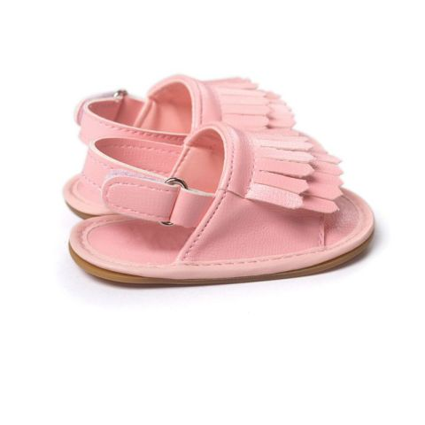 Baby Sandals PU Baby Girl Shoes Newborn PU Tassel Fashion Baby Girl Sandals 9 Color Baby Boy Shoes 2018 Summer Boy Sandals Islamabad