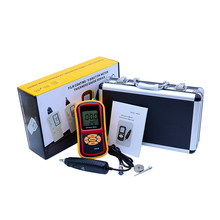 Wholesale prices BENETECH GM63B LCD Digital Vibrometer Vibration Analyzer Tester Meter+2 probe (S/L) apply to difference with carry box