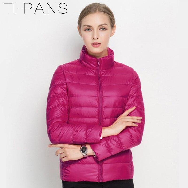 08455821fe8b1 Omlesa 2017 New Autumn Winter man Duck Down Jacket Ultra Light Thin Plus  Size Spring Jackets ...