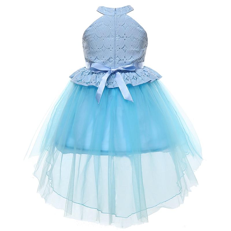 HTB1ULoJX4rvK1RjSszeq6yObFXaH Kids Dresses For Girls Elegant Princess Dress Christmas Children Evening Party Dress Flower Girl Wedding Gown vestido infantil