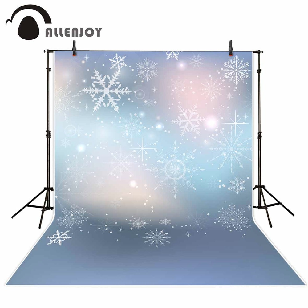 Christmas photographic background Snowflakes winter white spot new year photo photographic year of the rooster children christmas photographic background snow snow in winter new year photo vinyl cloth year of the rooster