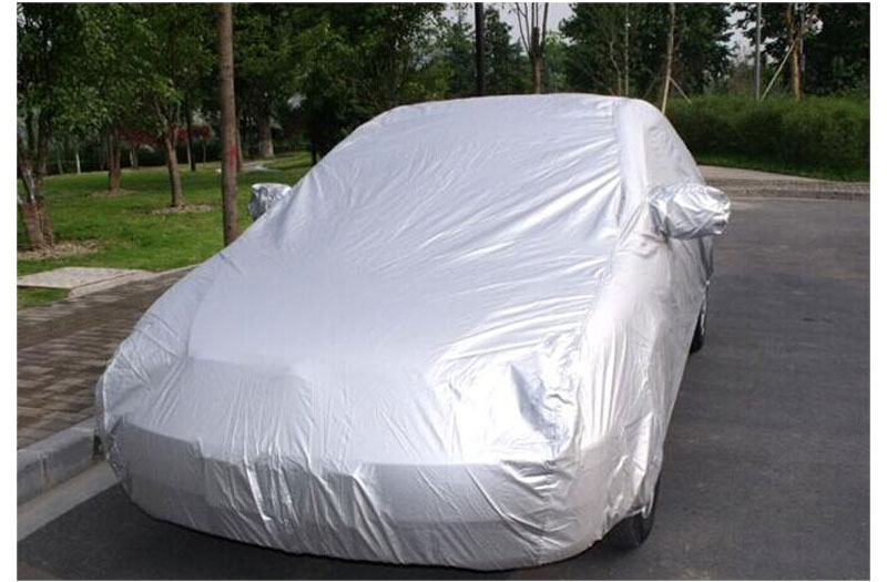 Car Cover Sedan SUV Tent Covers Sun Reflective Shade Rain Frost Snow Dust Waterproof Protection Anti UV Outdoor Car Accessories (9)