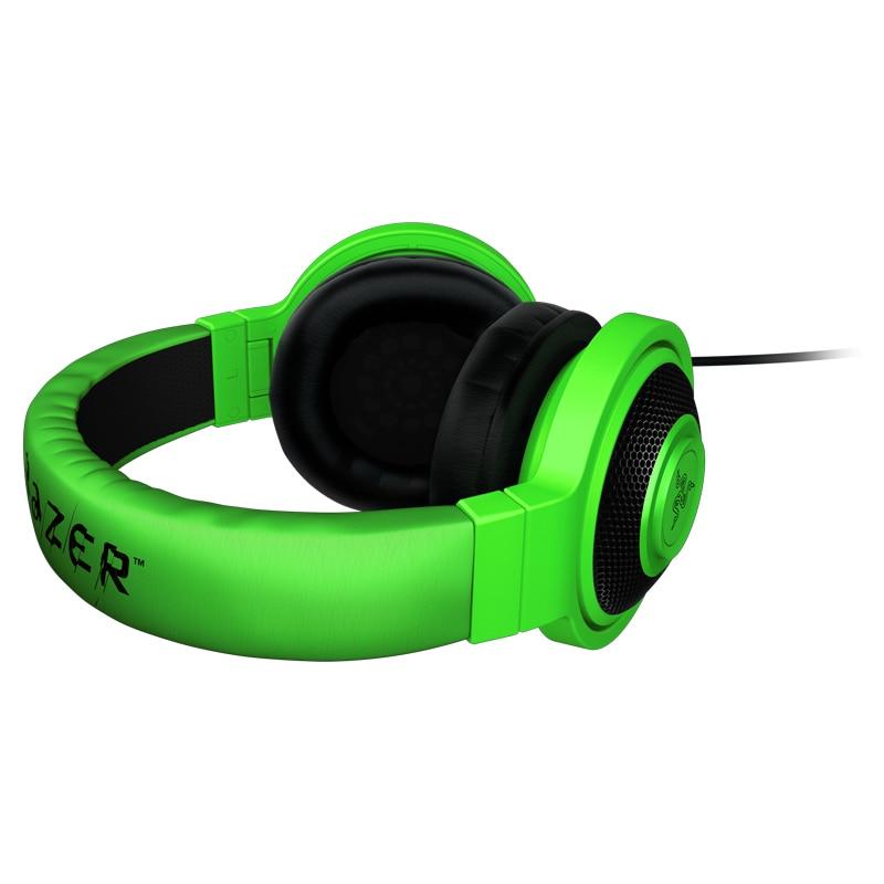 Original-Razer-Kraken-Pro-Gaming-Headset-Game-Headphone-Computer-Headphones-Noise-Isolating-Earbuds-Green-Black-White (5)