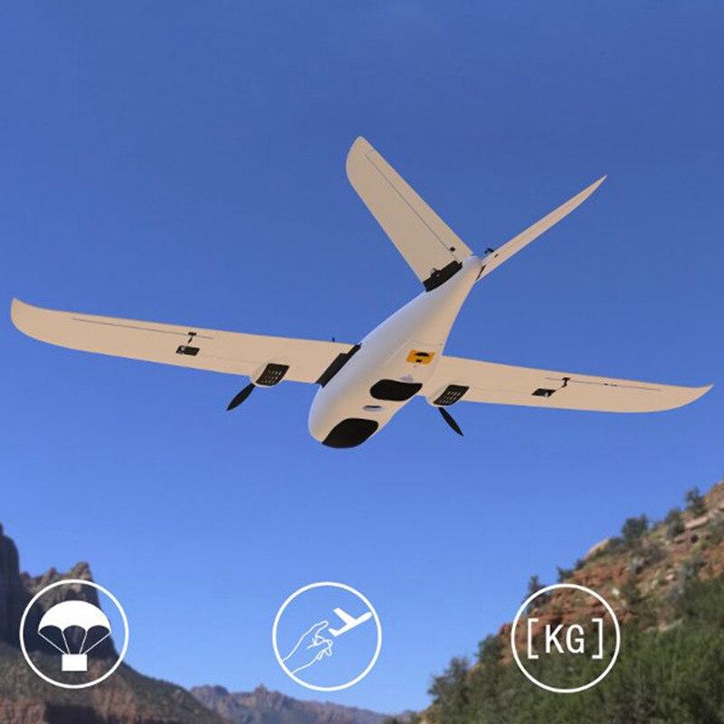 Believer мм 1960 мм размах крыльев EPO портативный аэрофотосъемка Самолет RC самолет комплект