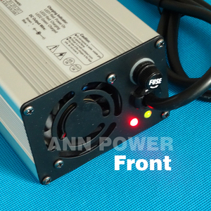 Image 3 - 36V 4A charger Output 42V 4A aluminum case charger Used for 36V Li ion battery charging Hight Power Smart Charger