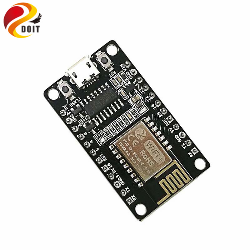 New NodeMCU-M Development Board based on ESP-M2 from ESP8285 Serial WiFi Wireless Module Compatible with Nodemcu DIY LuA iOT brand new wifi internet of things development board esp 12e module for nodemcu lua free shipping