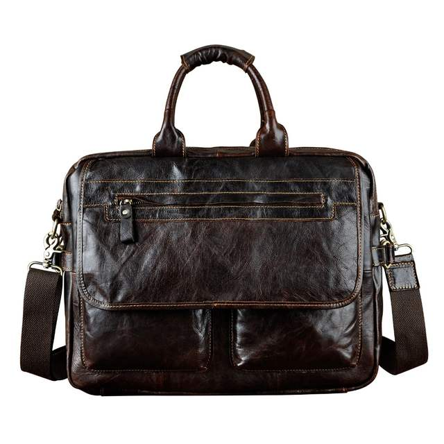 US $61.88 48% OFF|Leather Heavy Duty Mens