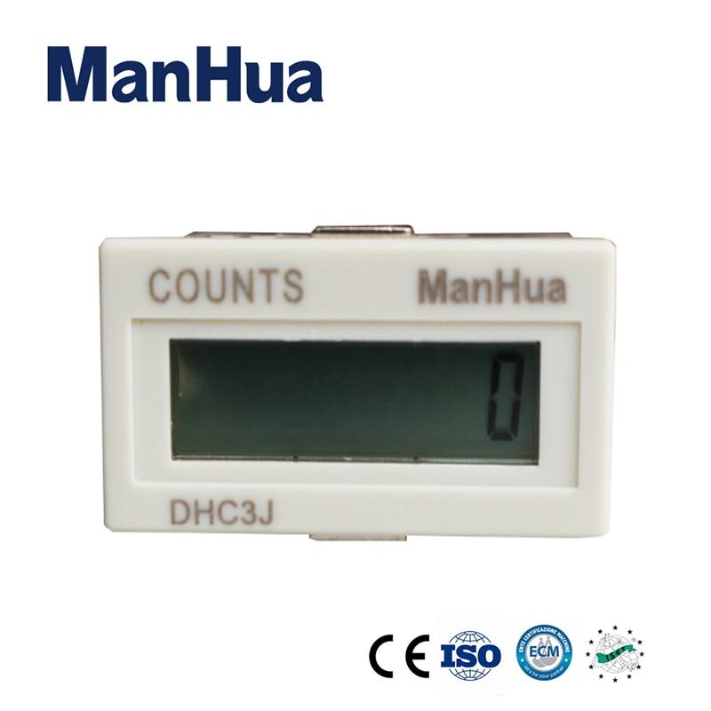 Timer Zielstrebig Manhua Keine Spannung Eingang Kontaktieren Signal Level Signal Dhc3j-8 Digitale Zähler