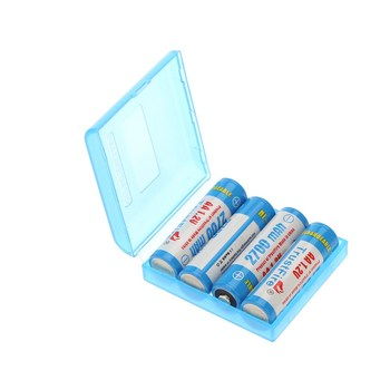 20pcs/lot TrustFire AA 2700mAh 1.2V Rechargeable Ni-MH Battery AA Batteries With Package Box For Toy/Flashlight/Remote Control