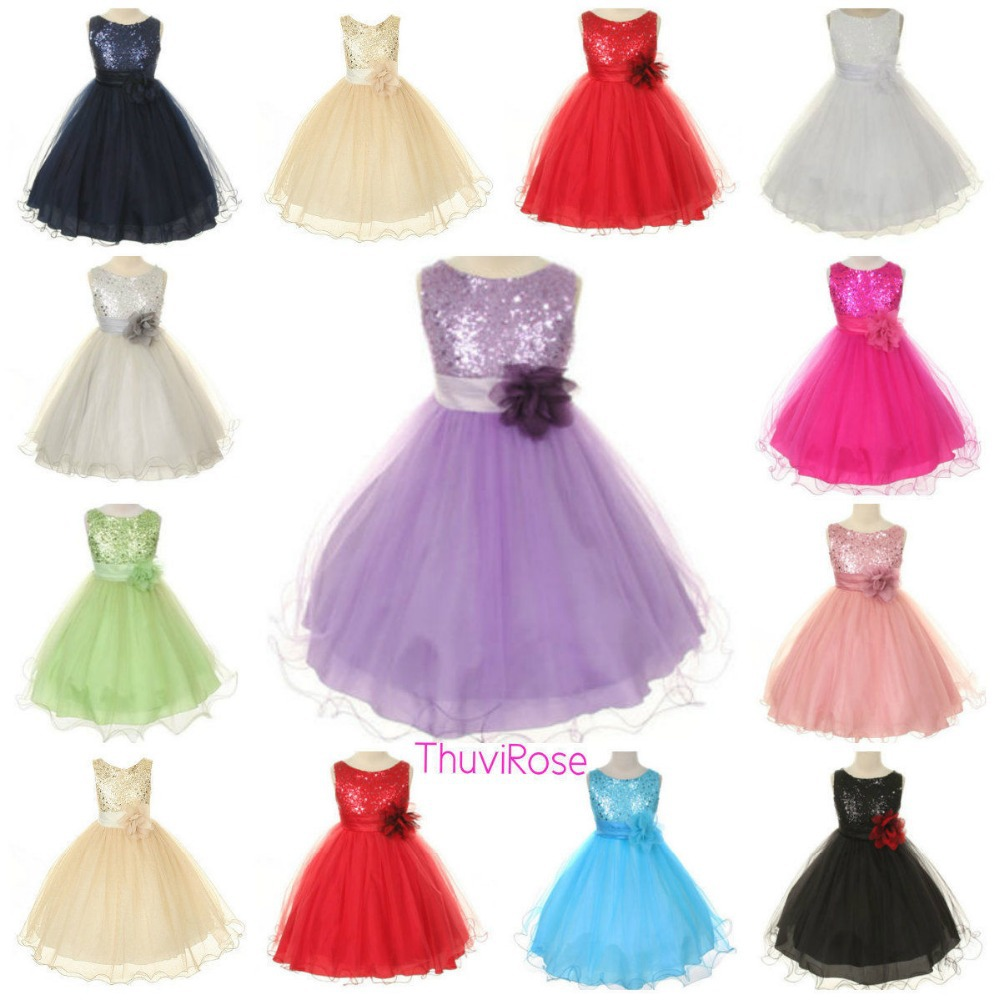 Excelente Vestidos De Fiesta Para Niñas 7 14 Ilustración - Ideas de ...