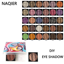 NEW 55 Color DIY Eyeshadow Pallete Make Up Matte Earth Palette Eye Shadows Makeup Glitter Waterproof