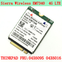 Sierra AirPrime EM7340 4G LTE Card Thinkpad FRU 04X6095 Module 4g LTE HSPA