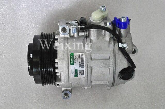 Car A/C Air conditioner compressor 7SEU17C for Mercedes benz S-CLASS Coupe C125 CL500 CL55 A0002309111 A0012300011 A0012301211
