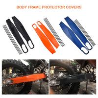 Motorcycle Swing Arm Protector Cover Guard For KTM EXC F Husqvarna TE/FE/TX/FX 2014 to 2019 Motorcycle Swingarm Protector