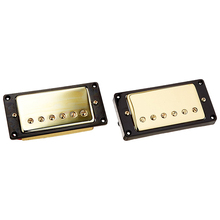 HOT-1 set Humbucker Pickup Gold for Replacement