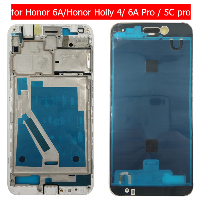 Frame-Plate-Housing Repair-Parts Battery-Cover Bezel Honor Middle-Frame Huawei Play