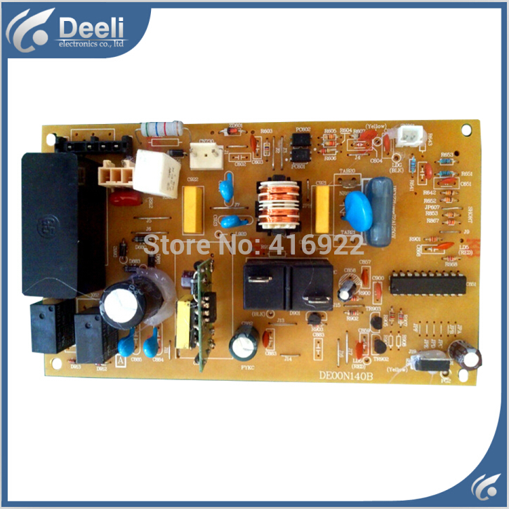 100% new good working for Mitsubishi air conditioning Computer board DE00N140B MSH-J12TV J11TV J12SVJ34HW board 95% new used for mitsubishi air conditioning board rya505a360 computer board good working