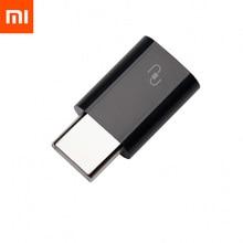 Оригинальный адаптер Xiaomi Type C Micro USB для Type C Type C адаптер синхронизации зарядки Micro TypeC разъем для Xiaomi 4S 4c 5 Type C