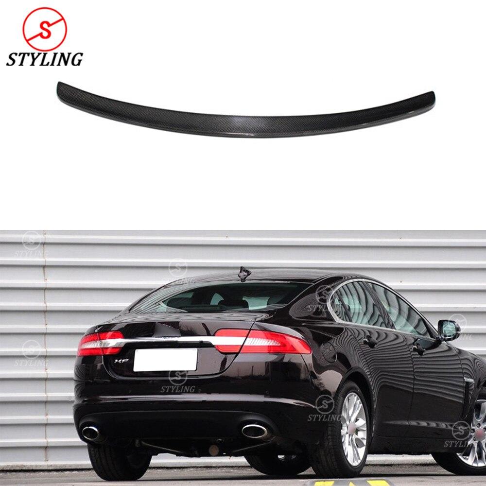 2015 Xf Jaguar: For Jaguar XF Spoiler 2013 2014 2015 X250 X260 XF Carbon