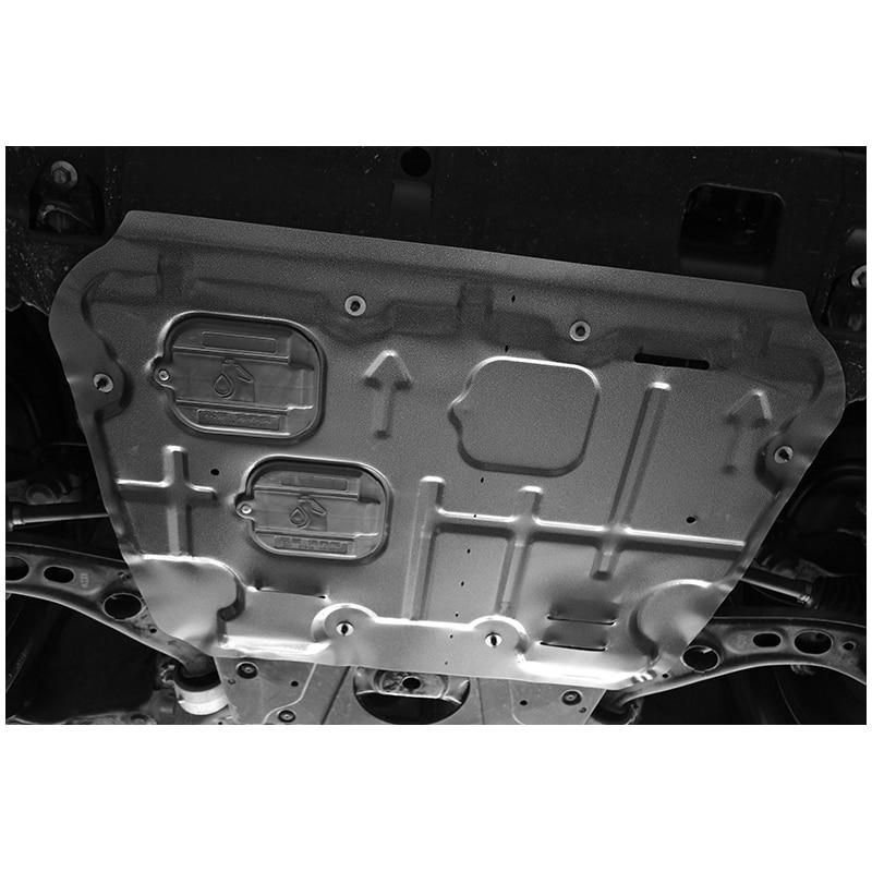 LSRTW2017 car engine protection cover for honda crv honda cr-v 2017 2018 5th generation ветровик rein для honda cr v iii 2006 2012 кроссовер на накладной скотч 3м 4 шт