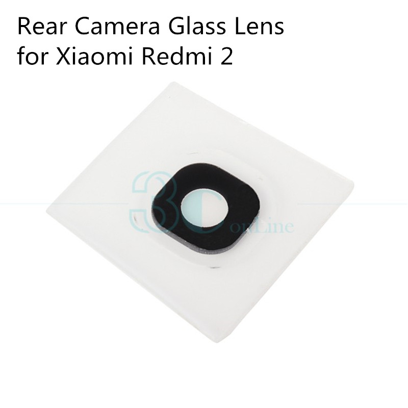 on sale ef17a bc10c US $1.5 |Aliexpress.com : Buy Glass Lens for Xiaomi Mi4 Mi Note 4 Mi5 for  Redmi Note 3 for Redmi 2 Rear Back Camera Glass Lens Cover Replacement ...