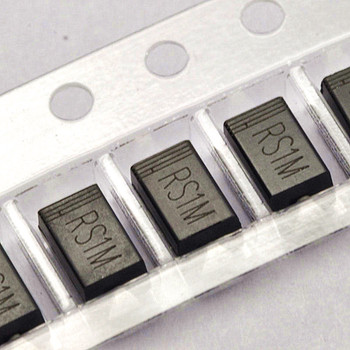 SMD RS1M FR107 Rectifier Diode  (Pack of 20) 10pcs smd us1m uf4007 1a 1000v sma fast recovery diode rectifier