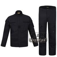 Emerson Tactical Airsoft Paintball Army R6 Camo BDU Shirt & Pants Set Uniform EmersonGear Military Combat Assault Clothing Set