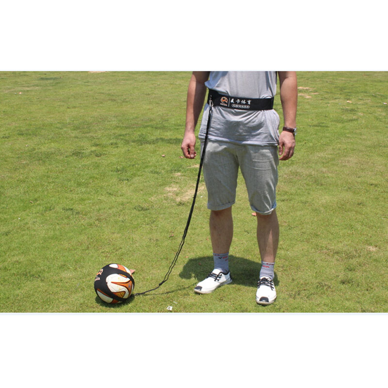 MAICCA Professional Football Training Waist Band Belt Rope Net Leg Foot Shoot Assistance Agility Soccer Exercise Ball Equipment