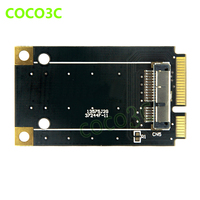 Mini Pcie Card To Wireless Wifi Card Mini Pci E To 3G Network Adapter BCM94360CD BCM94331CD