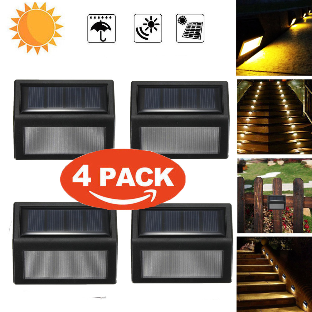All kinds of cheap motor 6 led solar wall lights in All B